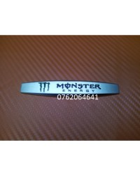 Emblema Monster Energy Metalica