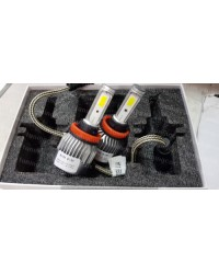 Led faruri H11 - 1 FAZA 36W, 12000LM (PER SET)