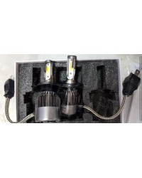 LED FARURI H4 - 2 FAZE 30W, 4000LM (PER SET)