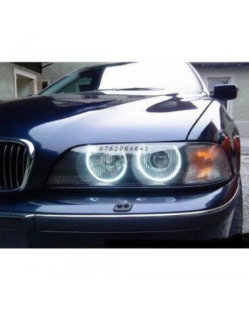 Angel Eyes BMW seria 5 E39, cu neon CCFL